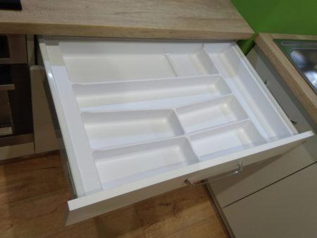 Meble kuchenne - szuflady